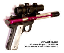 Ruger 22/45 Grips by Volquartsen