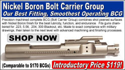 AR15 BCG Bolt Carrier Group