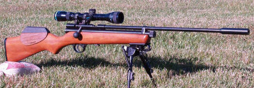 QB78 Air Gun - Bolt Action CO2 Pellet Rifle