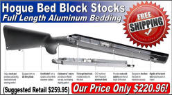 Hogue Bed Block Stock