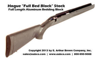 Hogue Full Length Bed Block Stock