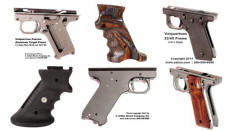 Ruger Mark II,III, IV Grips and Frames