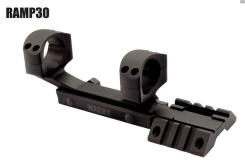 Warne AR-15 Scope Mounts