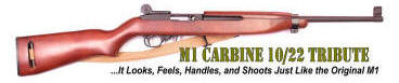 Ruger 10/22 M1 Carbine Conversion