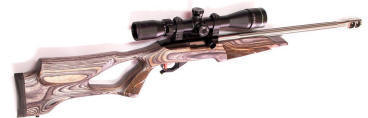 Ruger 10/22 with Tactical Solutions Vantage RS Stock
