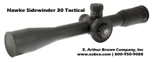 Hawke Sidewinder 30 Tactical Scope