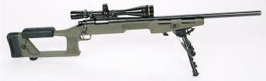 Choate Ultimate Sniper Stock