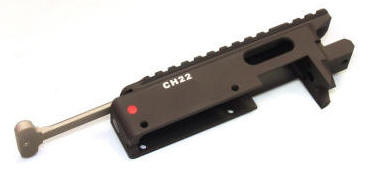 Rear Charging Ruger 10/22 Receiver by Tactical Innovations